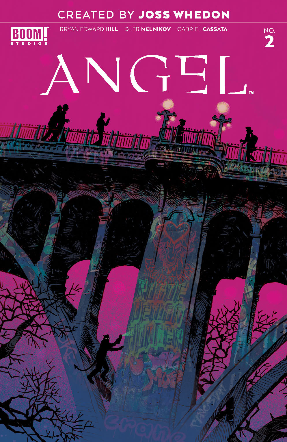 Angel #2, BOOM! Studios