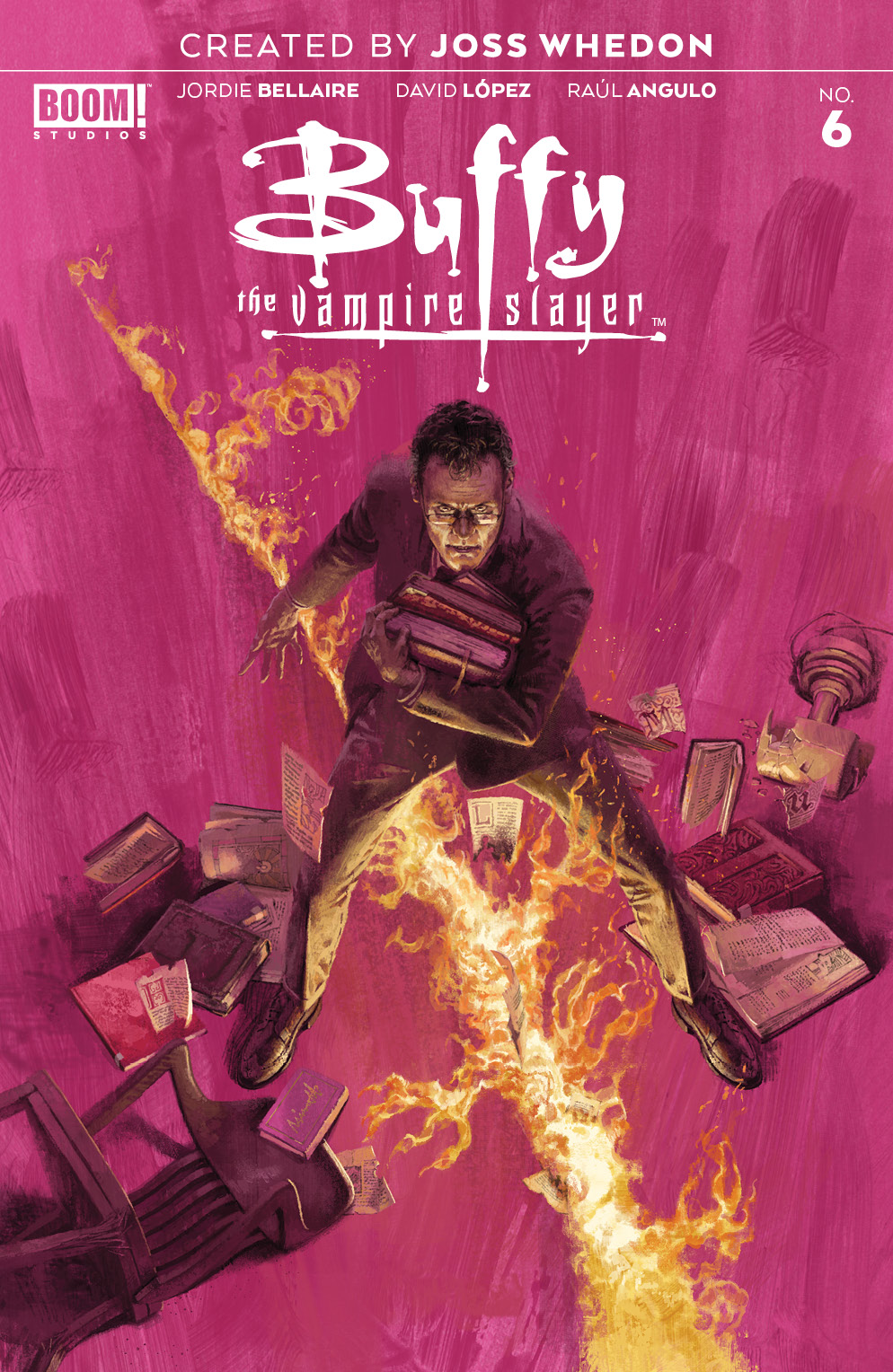 Vampire Slayer #6, Buffy