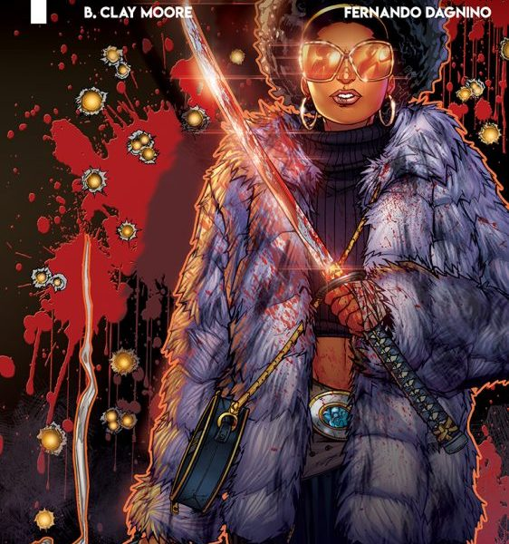 5 Reasons To Get 'Killers' #1 (Valiant Entertainment)!
