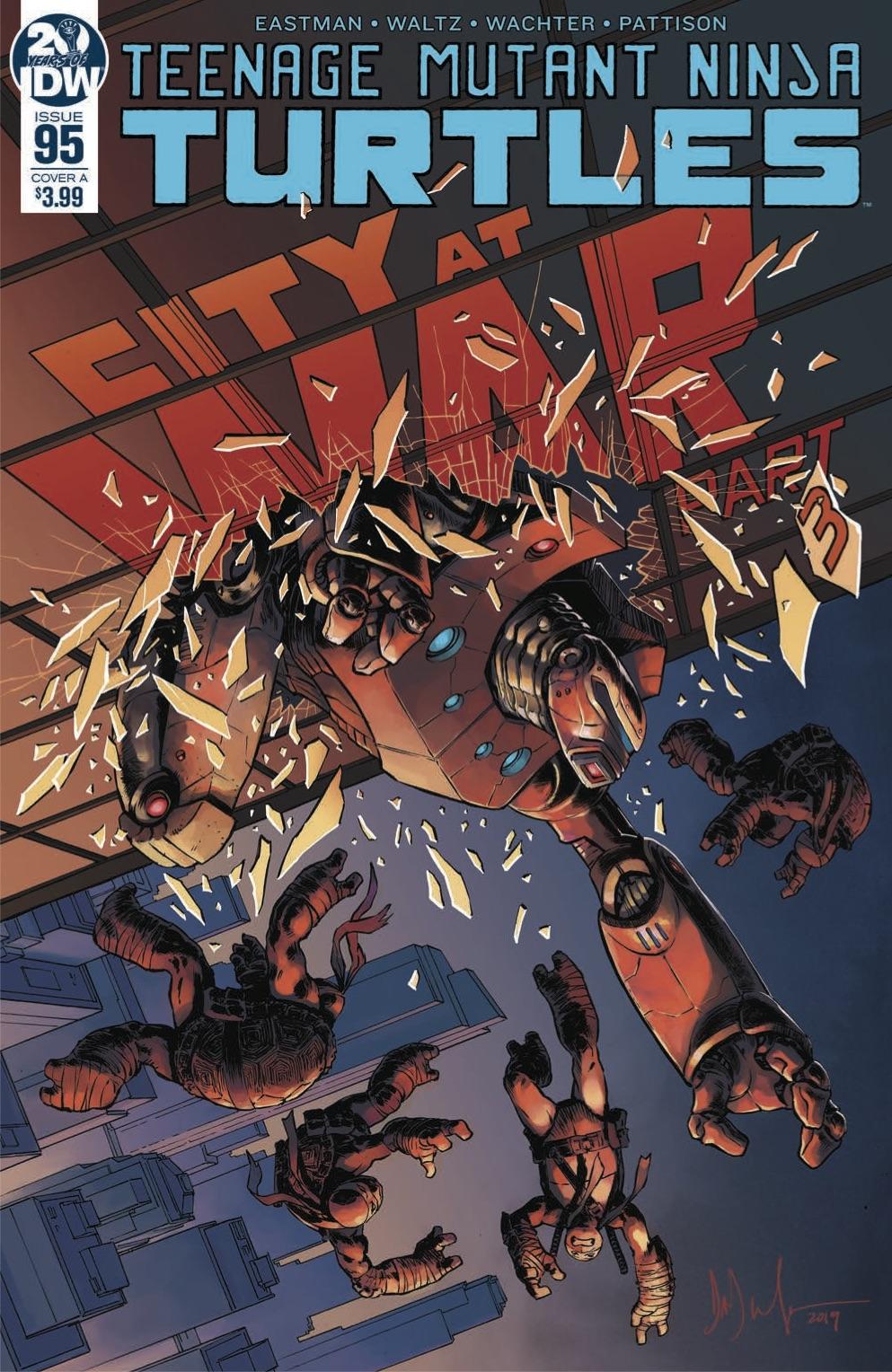 5 Reasons To Get 'Teenage Mutant Ninja Turtles' #95