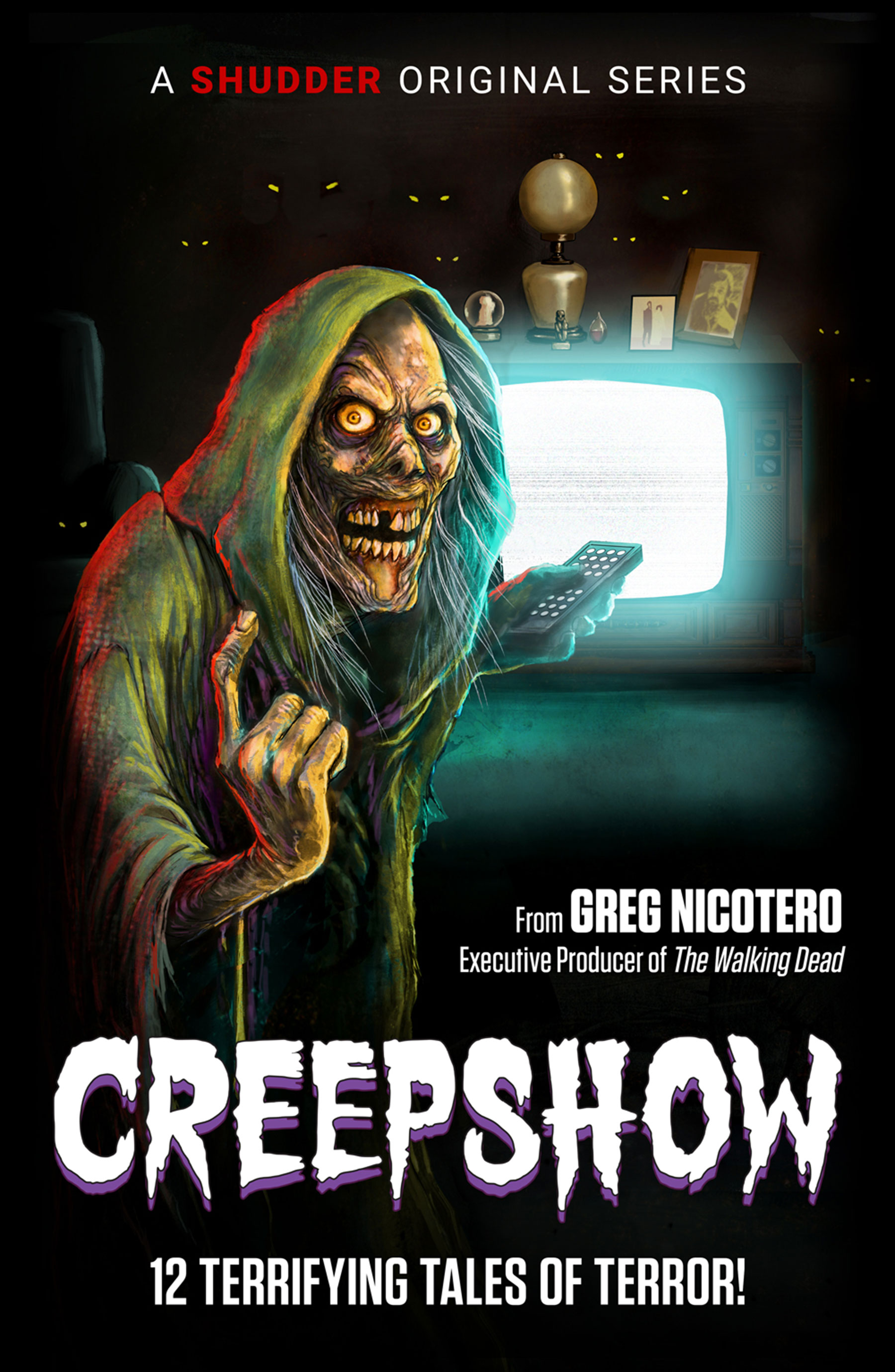 Creepshow Official Trailer, Shudder