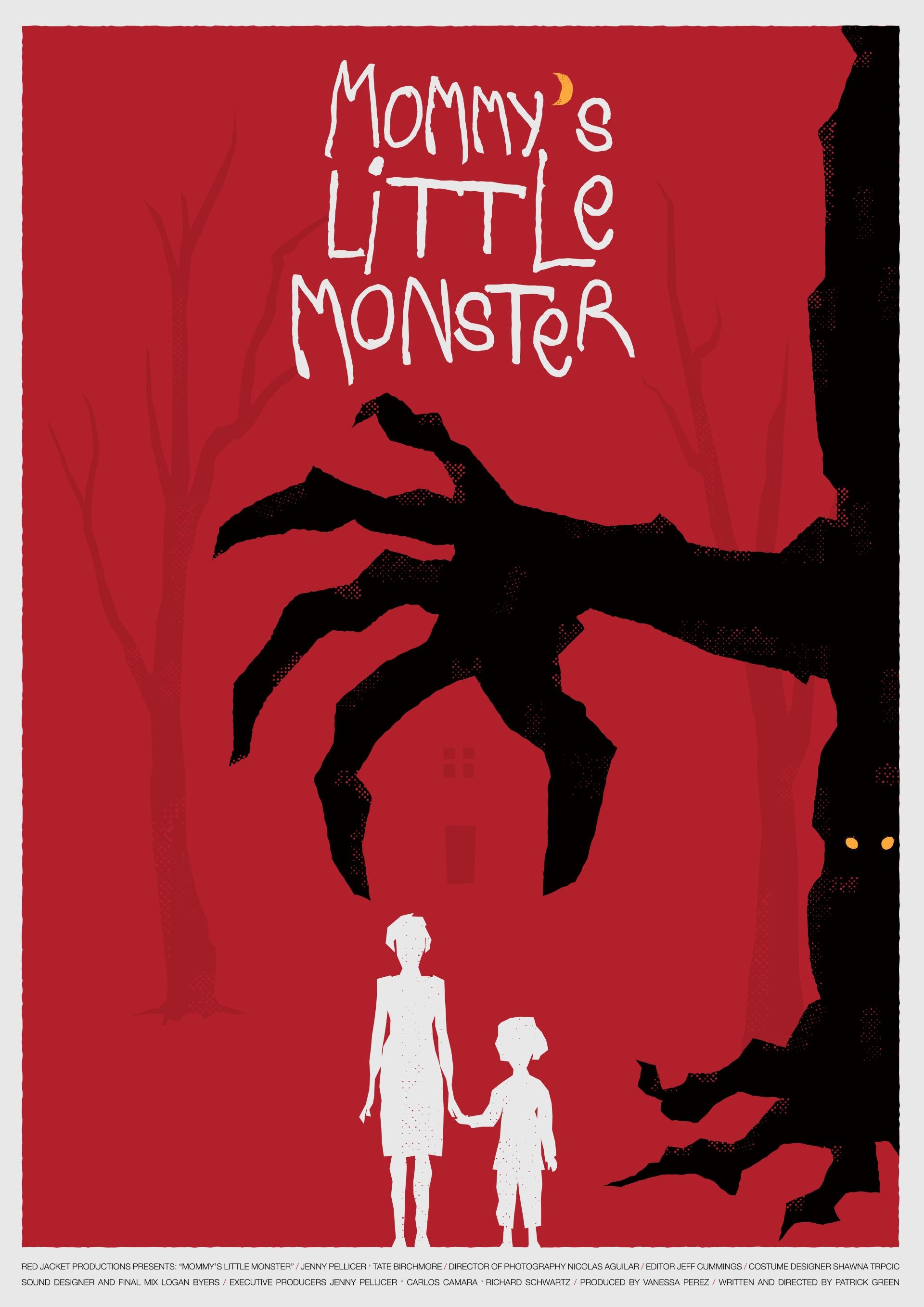 Patrick Geen, Mommy's Little Monster