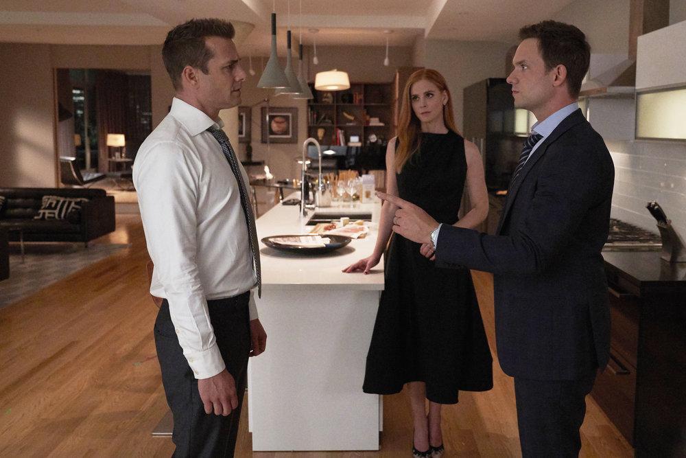Season 9 Episode 5, Suits