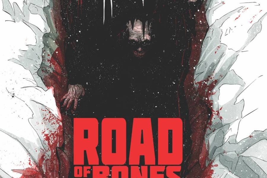 5 Reasons To Get 'Road of Bones' #4 (IDW Publishing)!