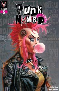 Punk Mambo #5, Valiant