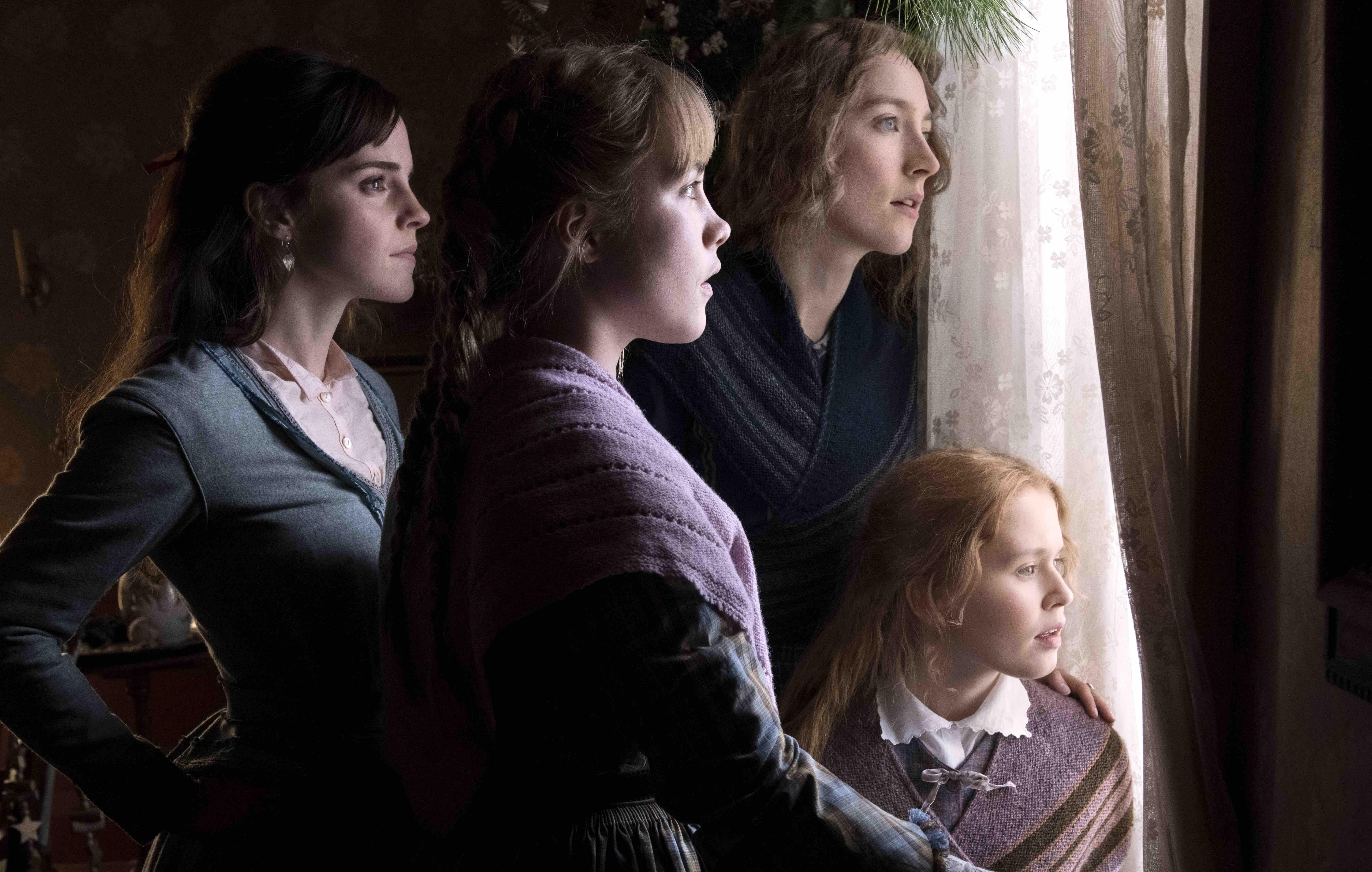 Little Women, Official Trailer