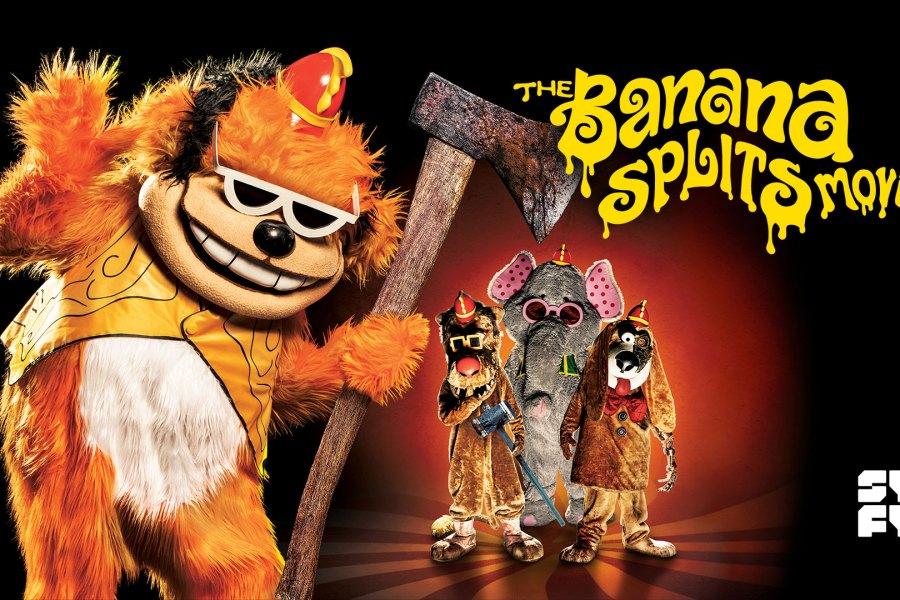 """Interview: Danishka Esterhazy Talks """"The Banana Splits Movie!"""""""