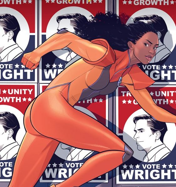 5 Reasons to Get 'Livewire' #10 (Valiant Entertainment)!