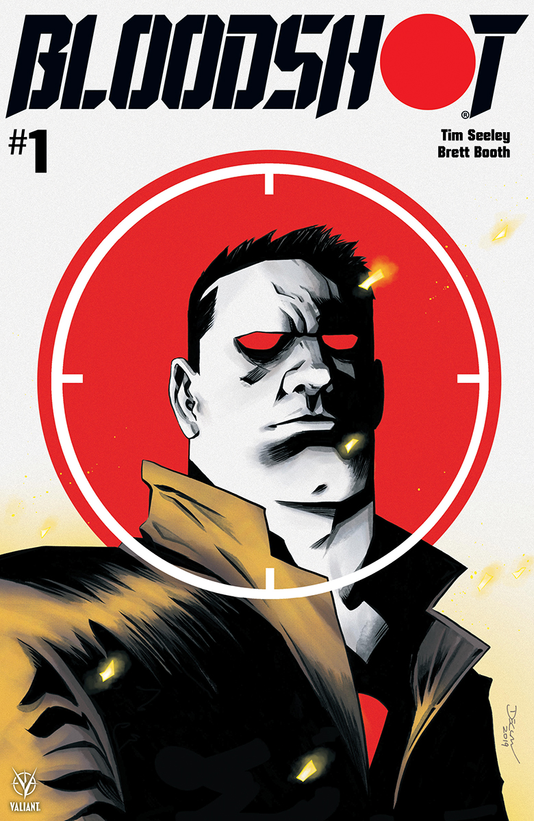 Bloodshot, Bloodshot #1