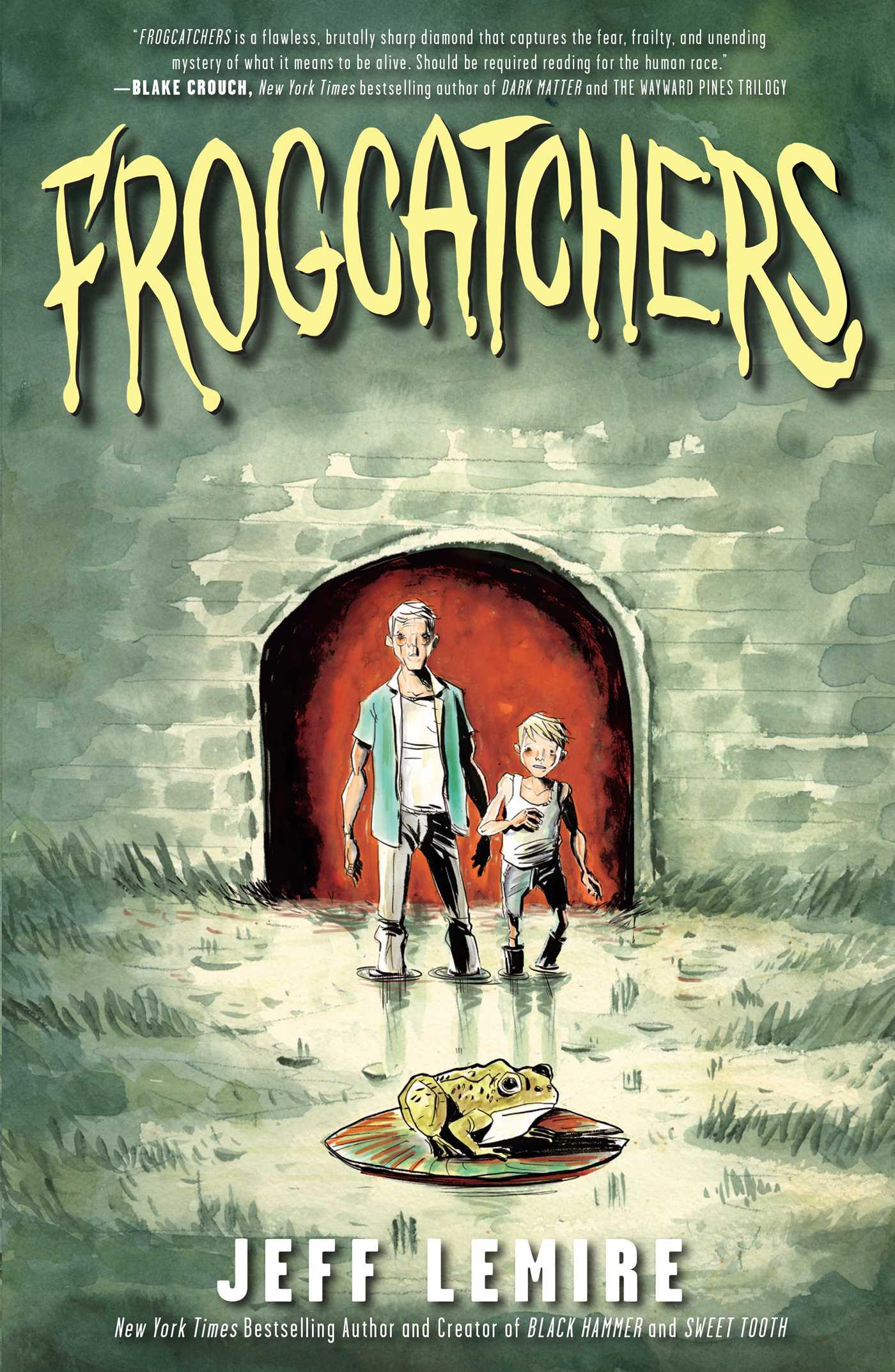 Frogcatchers, Jeff Lemire