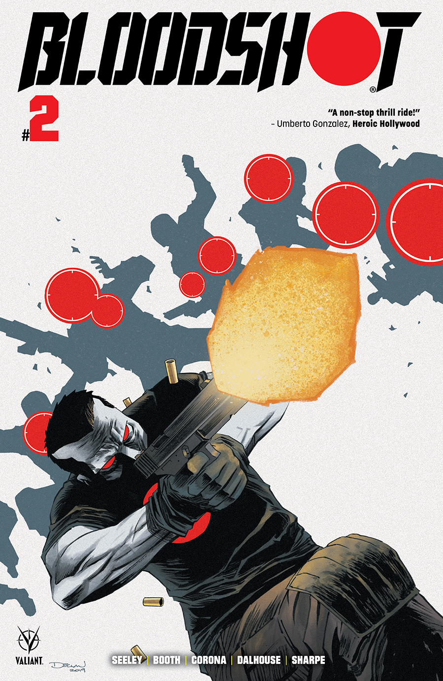 Bloodshot #2, Valiant