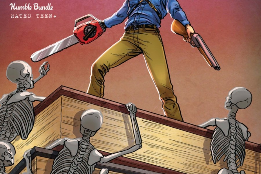 Interview: Scott Duvall Talks 'The Army Of Darkness: Ash The Author!'