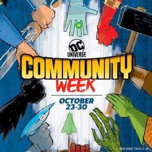 Community Week, DC Universe