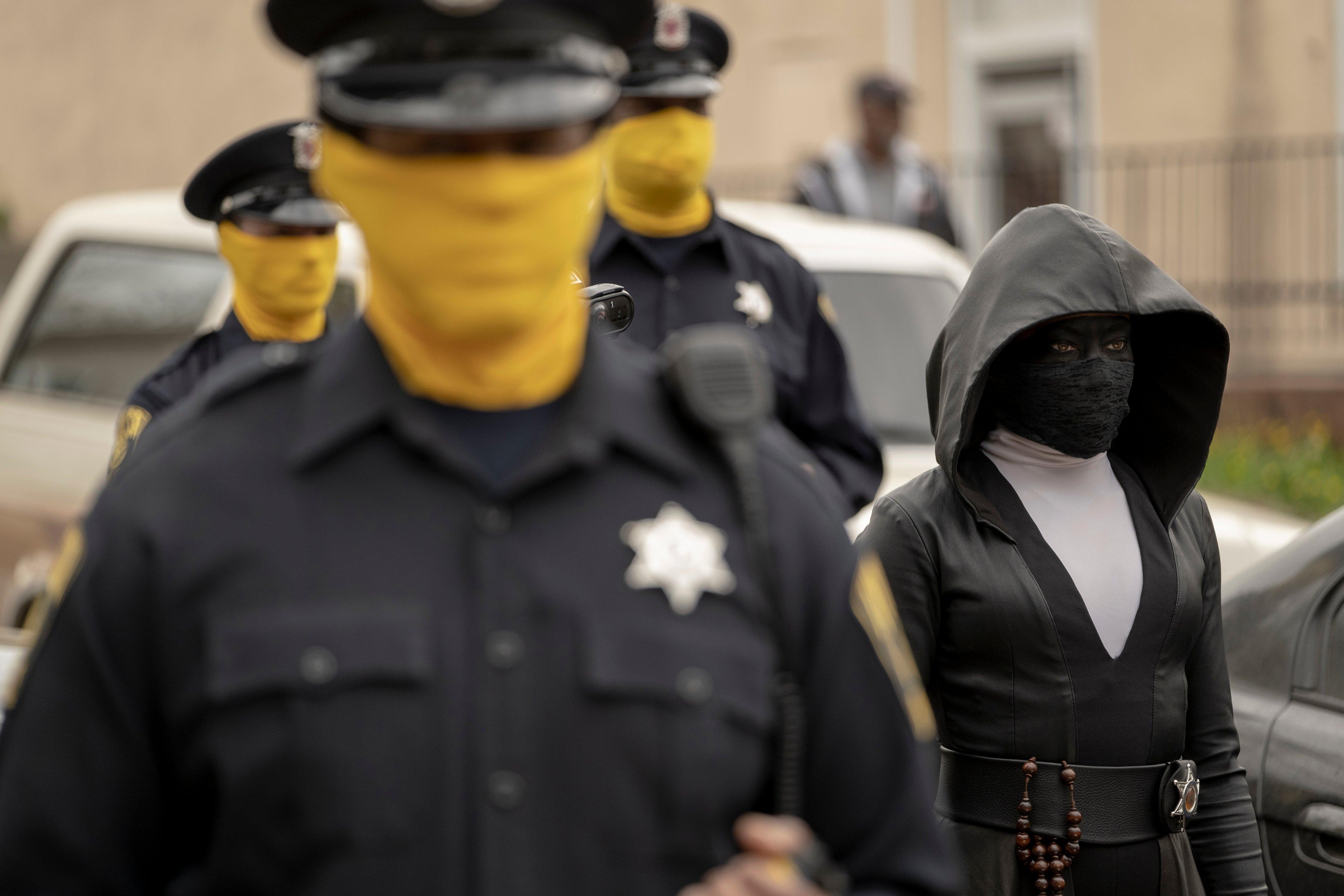 Watchmen Episode 2, HBO