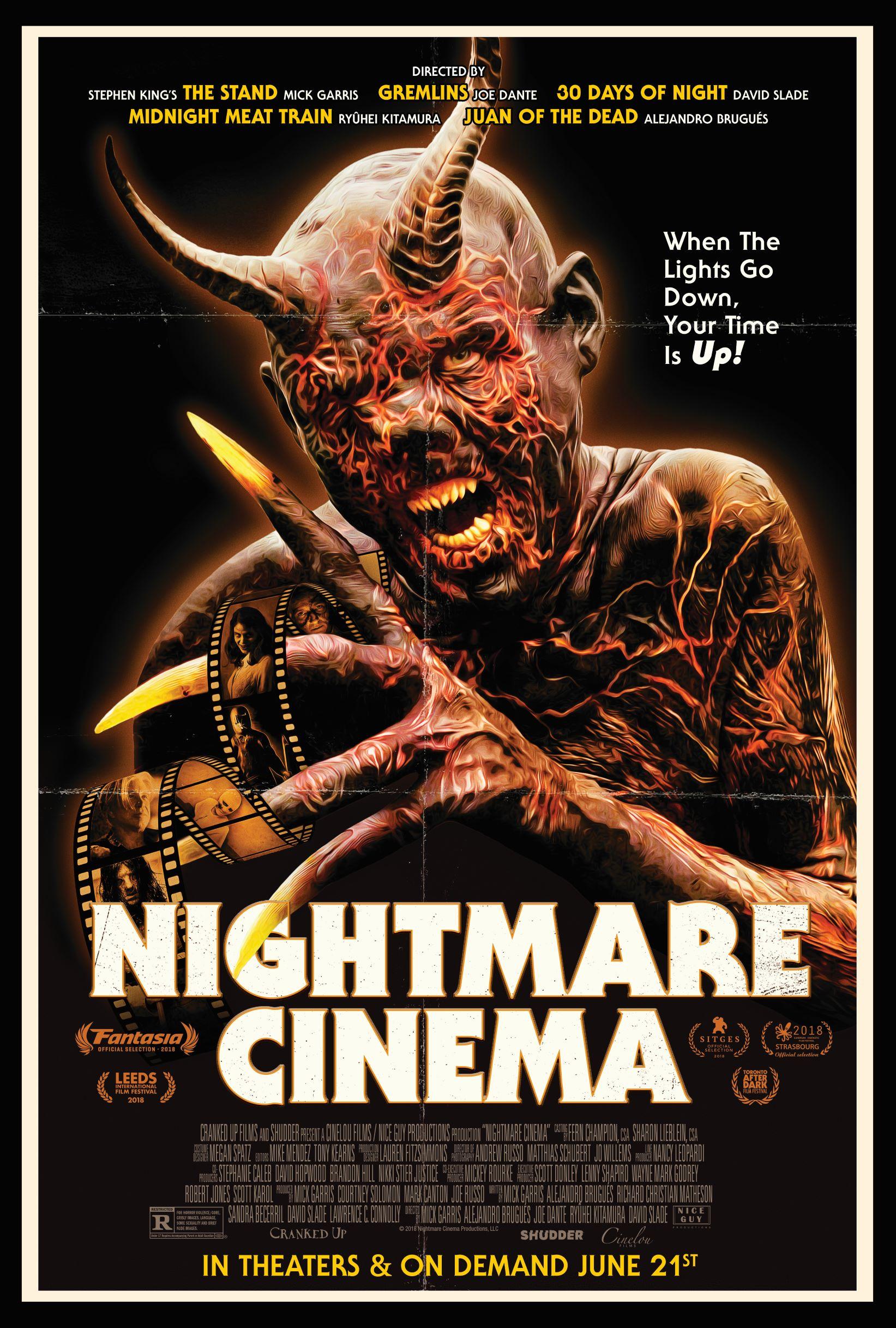 Nightmare Cinema, Shudder
