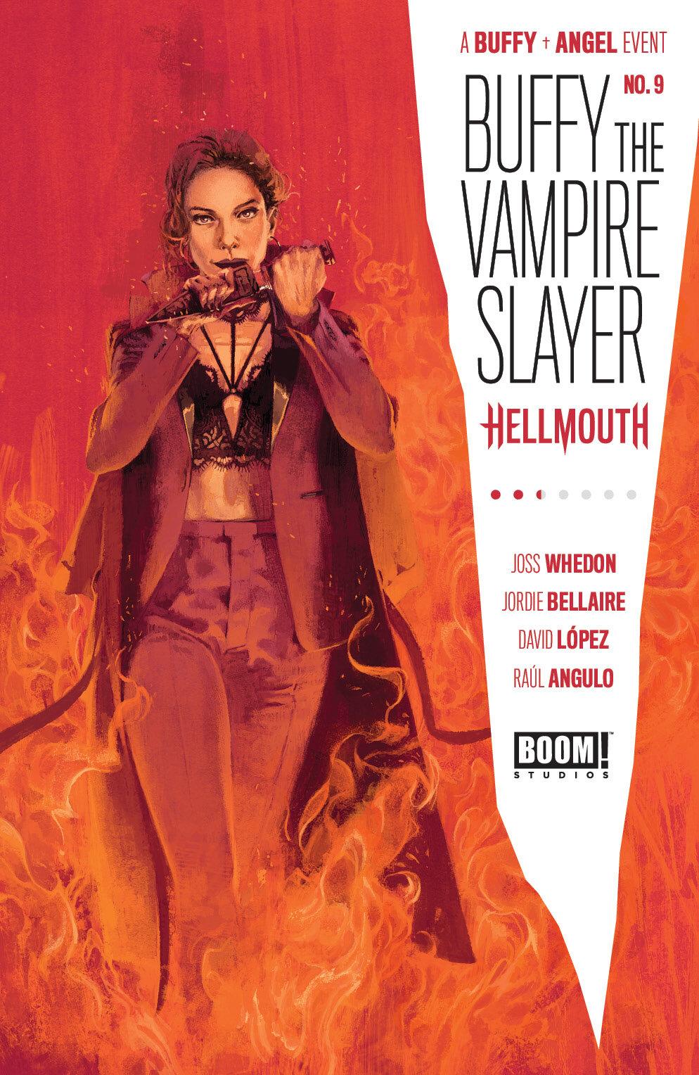 Buffy The Vampire Slayer #9, BOOM!