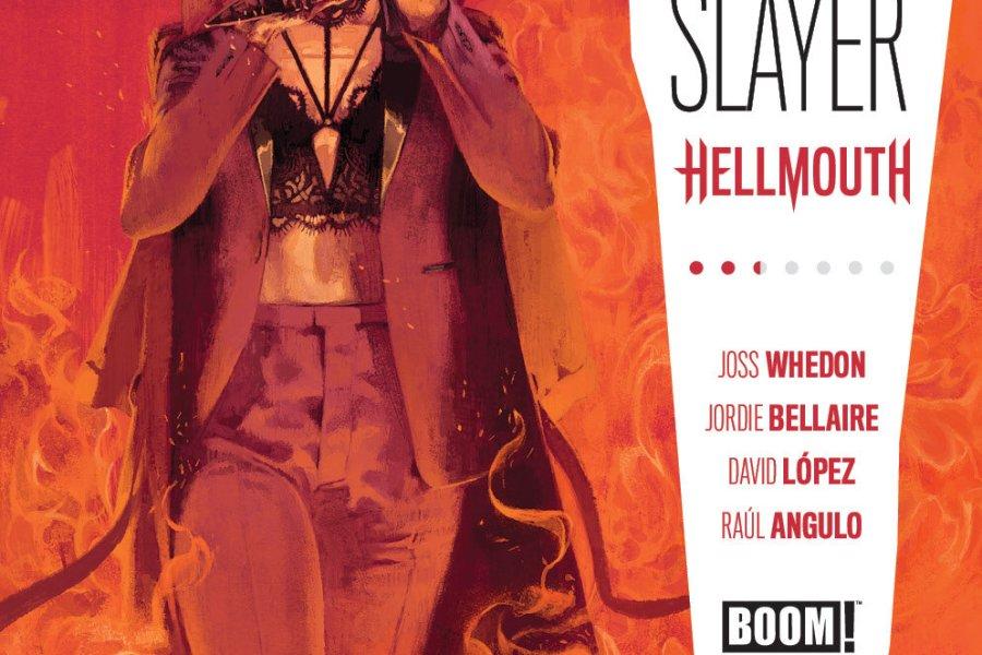 5 Reasons To Get 'Buffy The Vampire Slayer' #9!