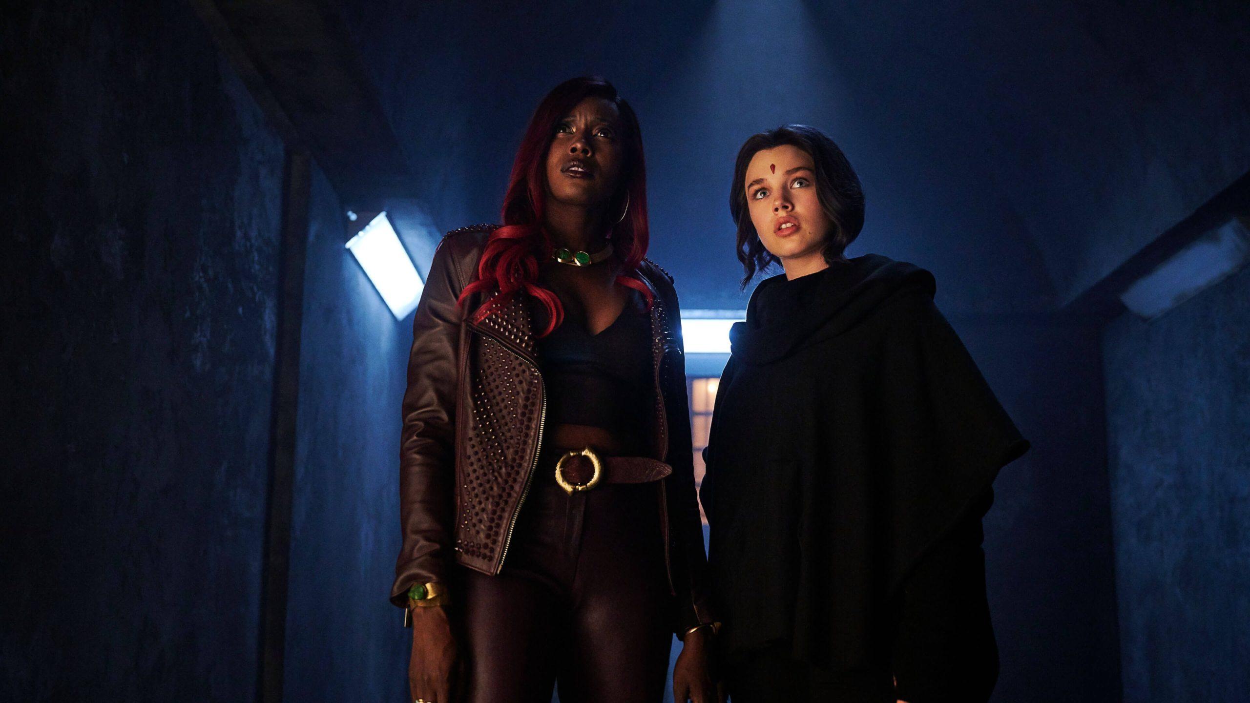 Season 2 Episode 11, Titans,