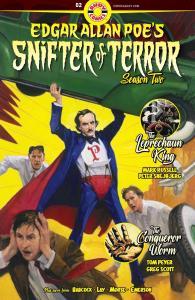 Edgar Allan Poe's Snifter of Terror - Season 2 #2, Ahoy