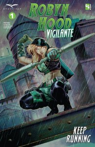Robyn Hood: Vigilante #1, Zenescope