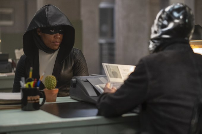 Watchmen Episode 5, HBO