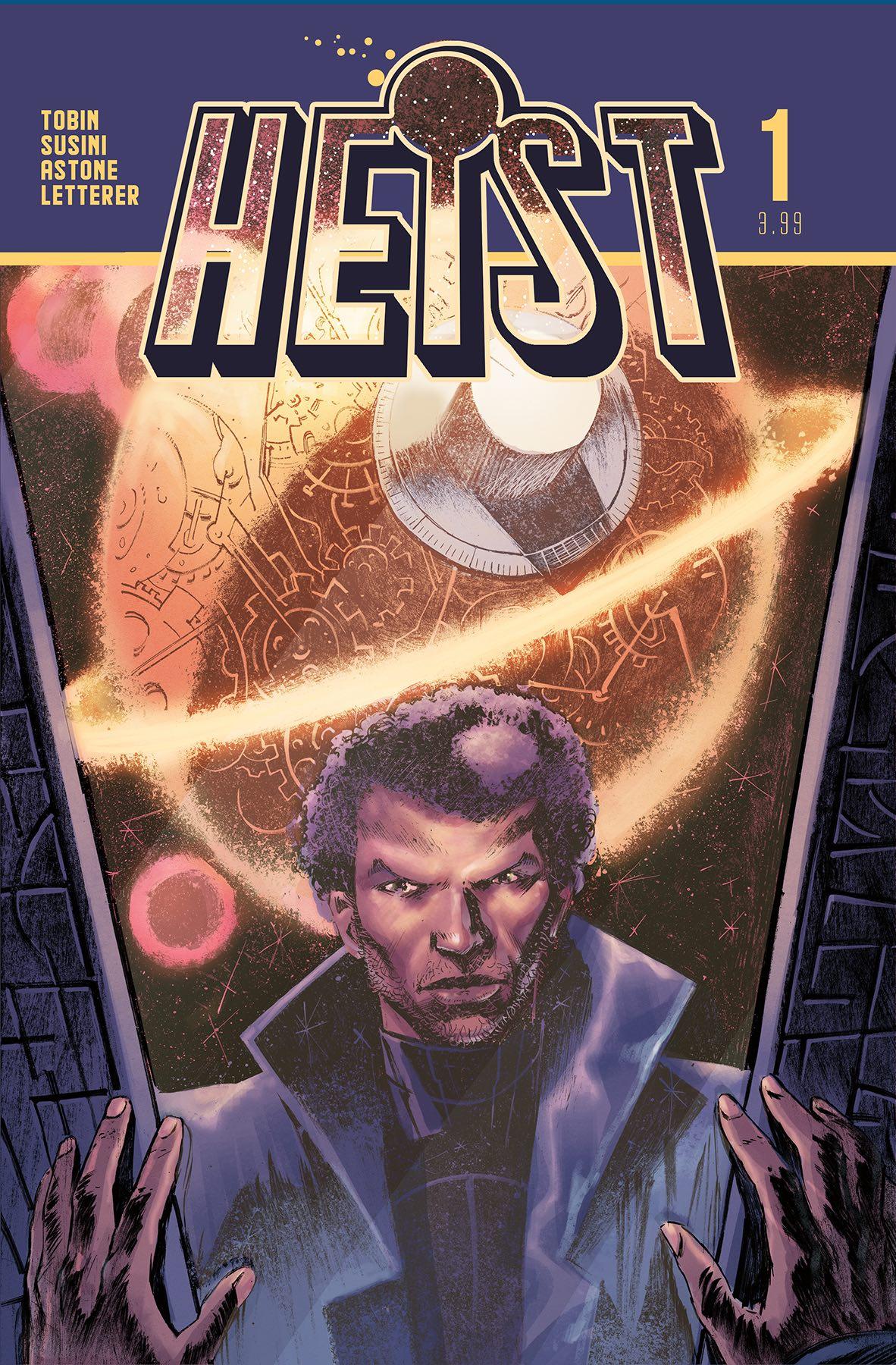 Heist #1, Vault Comics