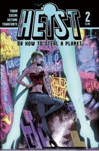 Heist #2, Vault