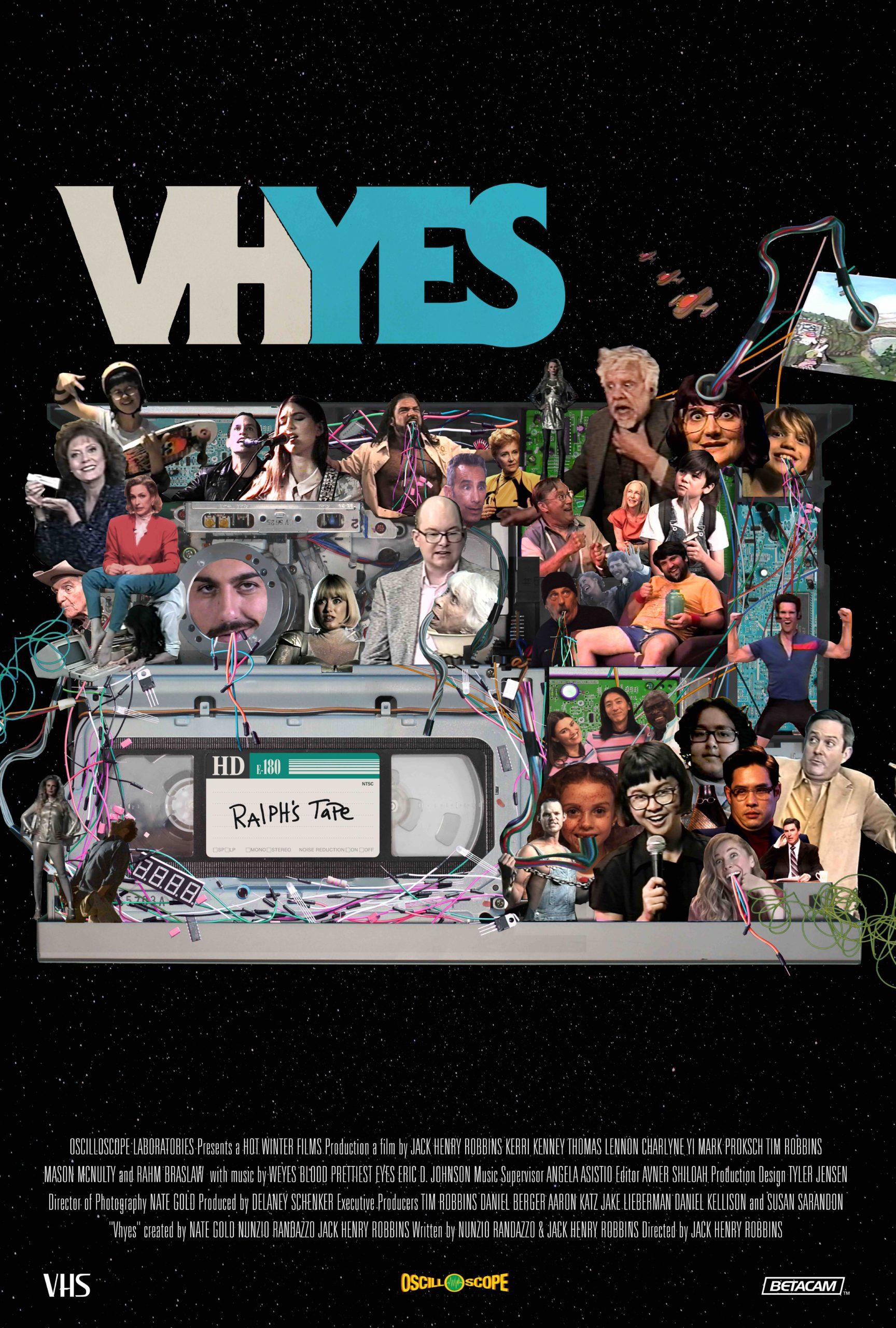 VHYes, Tim Robbins