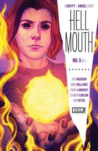Hellmouth #5, BOOM! Studios