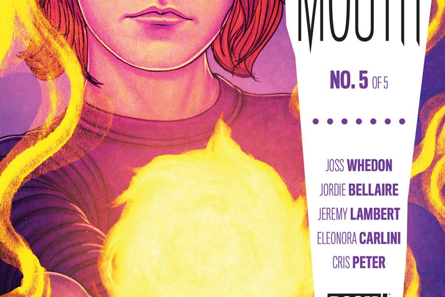 5 Reasons To Get 'Hellmouth' #5 (BOOM! Studios)!