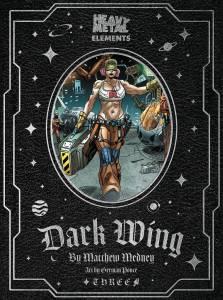 dark wing #3, heavy metal