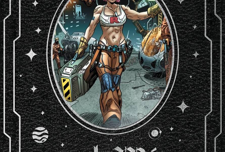 5 Reasons We Love 'Dark Wing' #3 (Heavy Metal Elements)!
