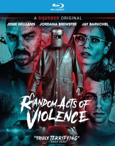 Random Acts of Violence, Blu-Ray