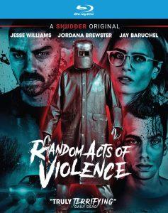 Random Acts of Violence, Blu-Ray