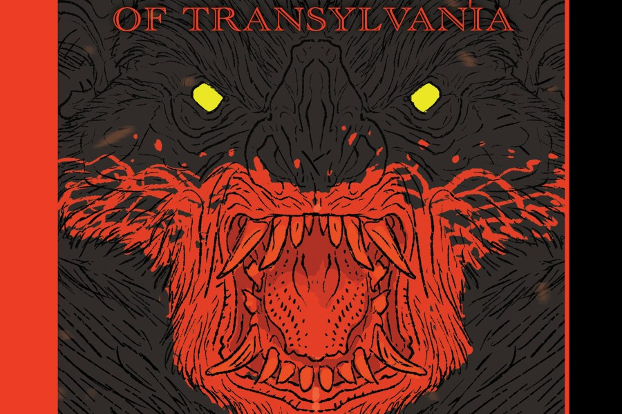 Interview: Ricardo Delgado Talks 'Dracula of Transylvania!'
