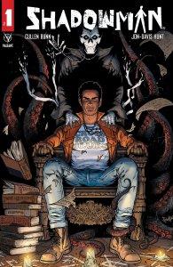 Shadowman #1, Valiant