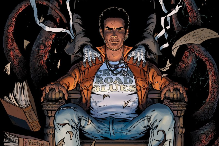 5 Reasons To Get 'Shadowman' #1 (Valiant Entertainment)!