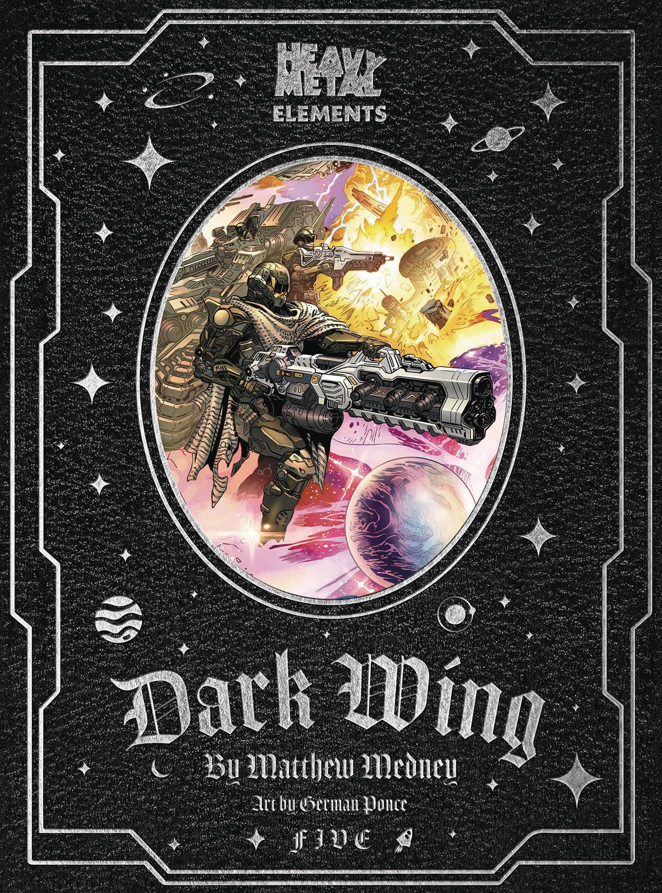 Dark Wing #5, Dark Wing