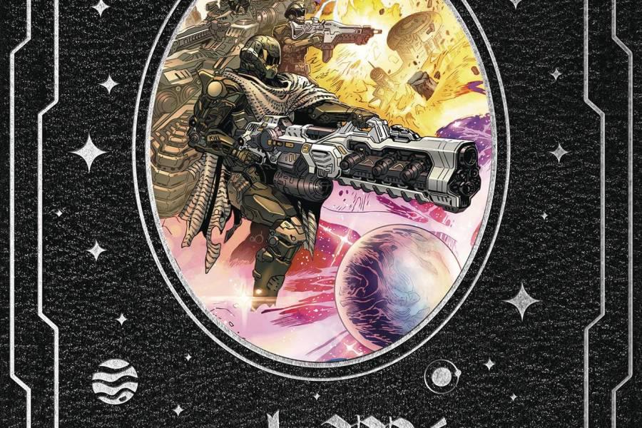 5 Reasons To Get 'Dark Wing' #5 (Heavy Metal Elements)!