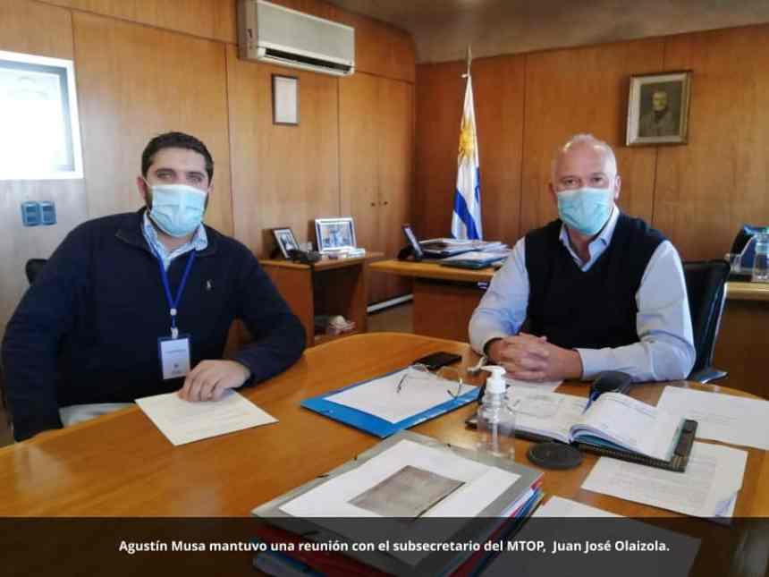 Un activo Agustín Musa va por más…