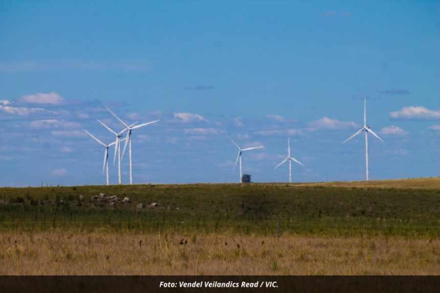 El Parque Eólico Vientos de Pastorale y su relación con la comunidad