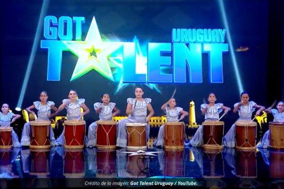 """Grupo infantil cortinense """"Bailarines de la Vida"""" brilló en Got Talent Uruguay"""