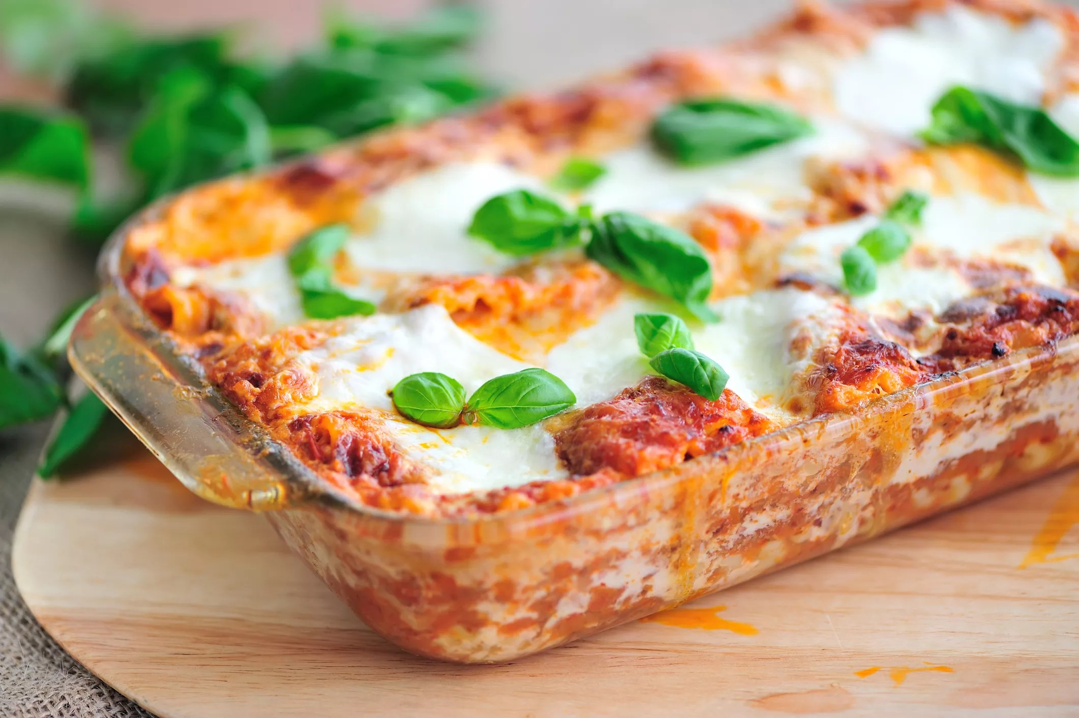 Healthy, Decadent Best Vegan Lasagna Recipe Ever | Villa Kali Ma