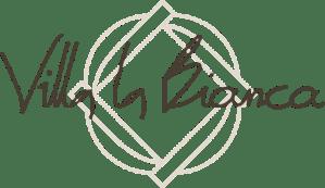logo relais bed and breakfast villa la bianca