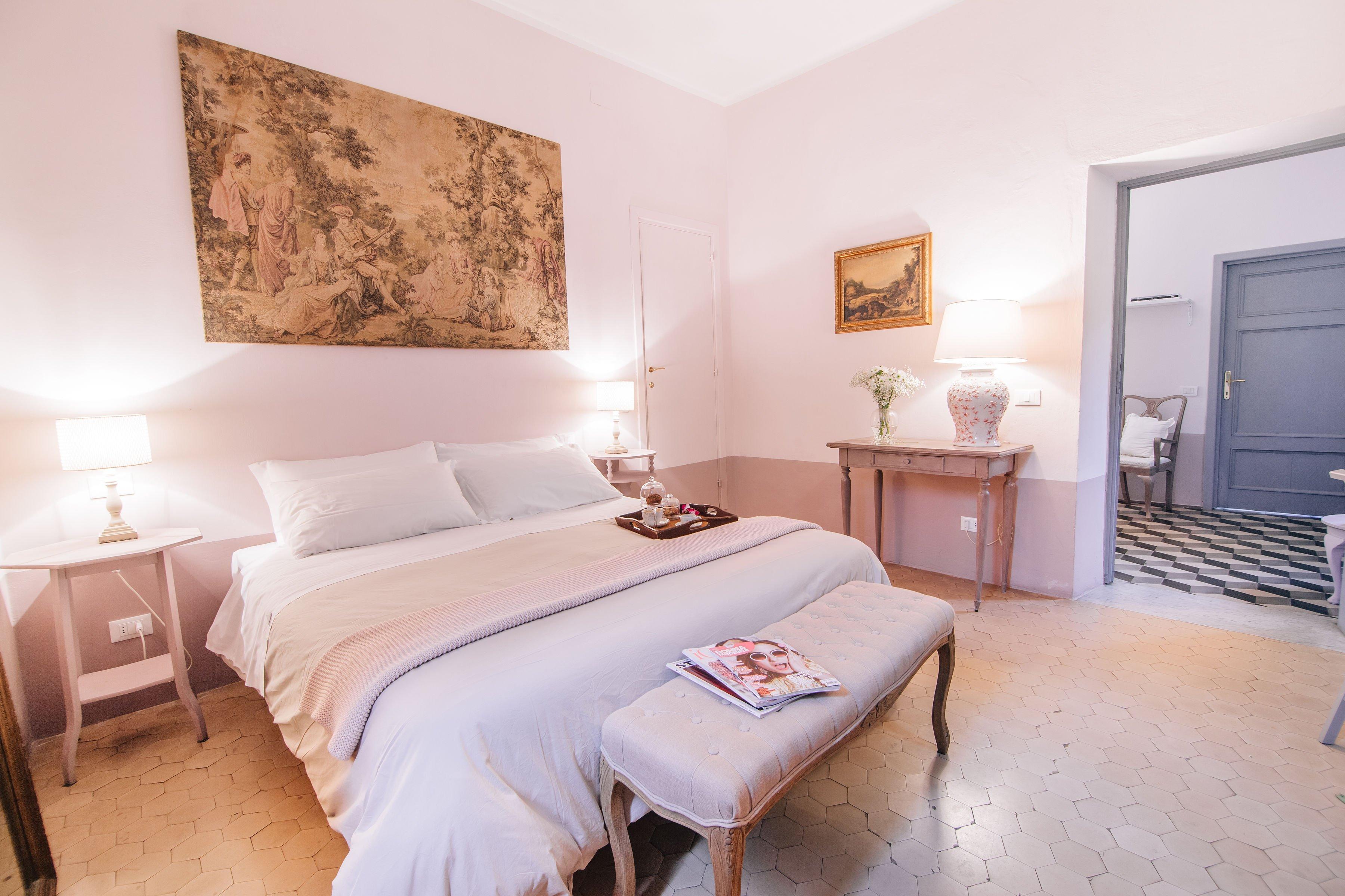 Junior Suite Glicine B&B in Versilia (Toscana) Villa La Bianca