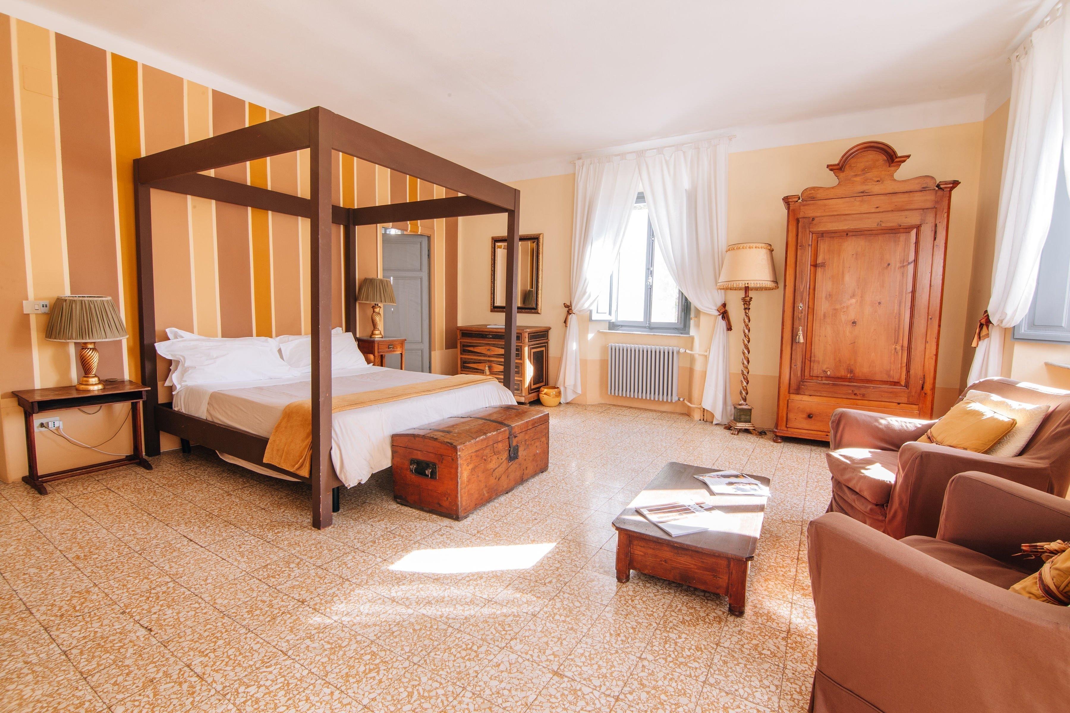 Suite Gialla nel Bed and Breakfast in Versilia (Toscana ...