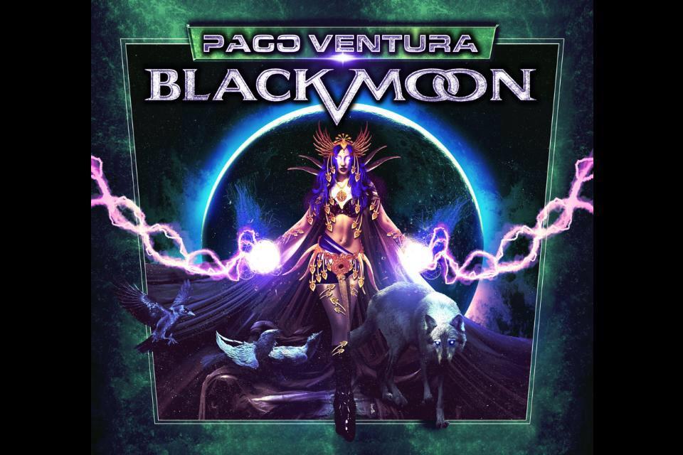 Paco Ventura – Black moon (Crítica)