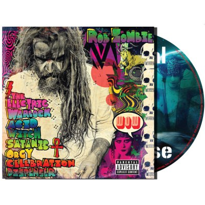 Rob Zombie – The electric warlock acid with satanic orgy celebration dispenser (Crítica)