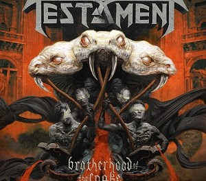 Testament – Brotherhood of the Snake (Crítica)
