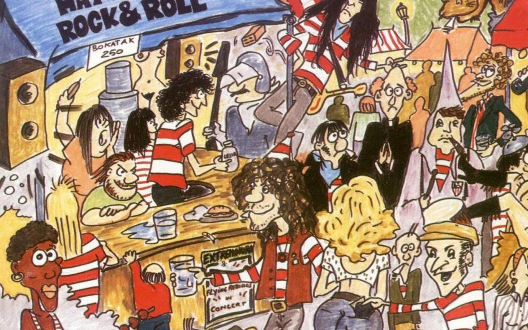 7 discos imprescindibles del rock estatal de los '90